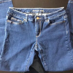 Women's Michael Kors skinny jeans size 4